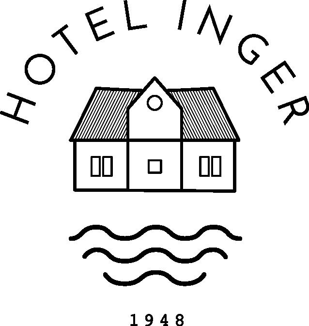 "Hotel ""Inger"" logo"